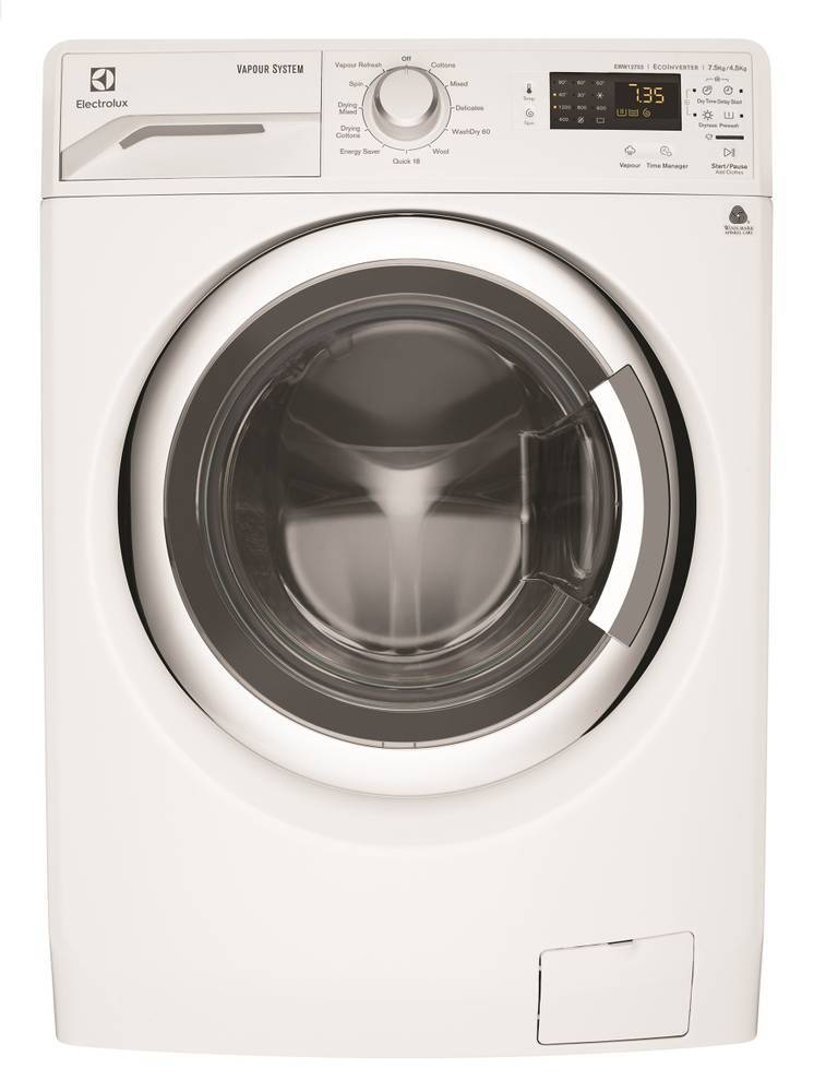 3: The Best Washer Dryer Combo: EWW12753