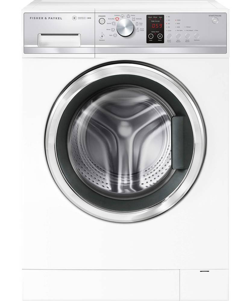 7: Amazing Features For The Value: Fisher & Paykel WH8060J3