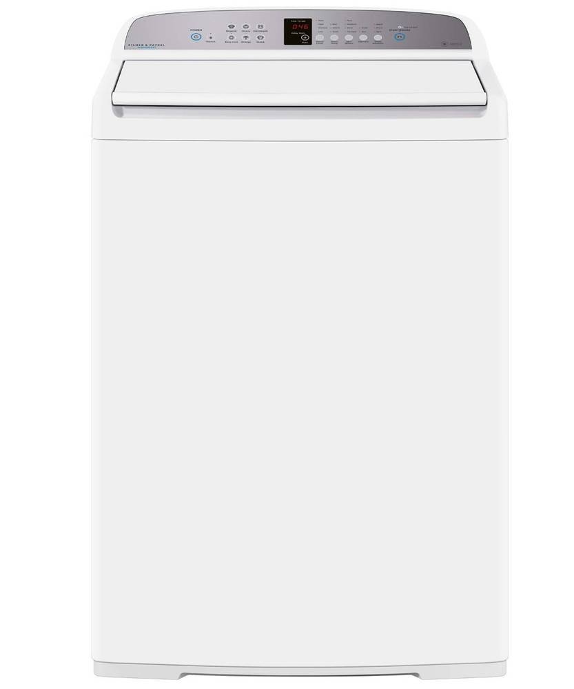 4: The Best Washer For Large Families: Fisher & Paykel WashSmart WA1068G1