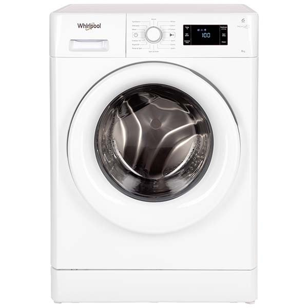 1: The Best Overall: FreshCare Front Load Washer 8kg