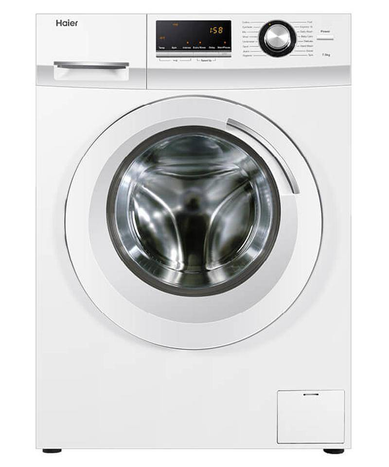 2: The For Bigger Families: Haier HWF75AW2
