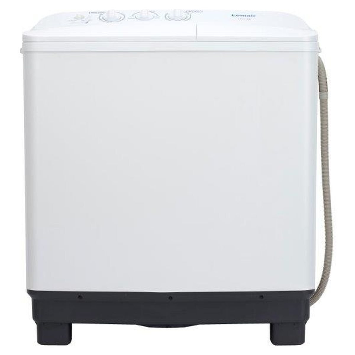 3: The Best for Combining Portability for Mid-sized Families: Lemair 8KG Twin Tub