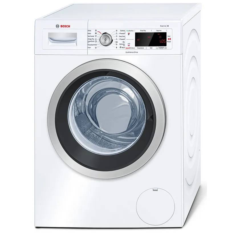 7: An Amazing Reliable Washer: The Bosch Series 8 Front Loaded Washer