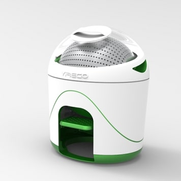 5: The YiREGO Portable Washer: The Best for No Electricity