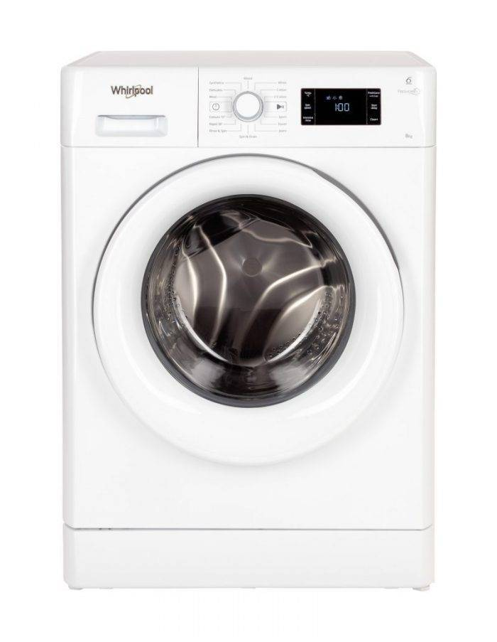 12: A Trusted Brand And Reliable Washer: Whirlpool FreshCare FDLR80210